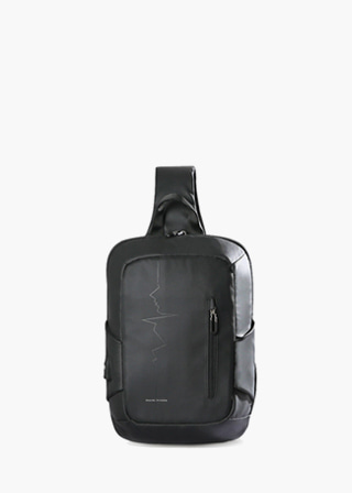TECHNOLOGY SINGLEBAG (1 color) B#K223
